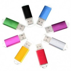 16 GB-os USB 2.0 fényes memóriakártya Flash tollmeghajtó hüvelykujj U-lemezes tároló H7R6