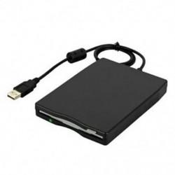 3,5 hüvelykes USB hajlékonylemez-meghajtó, hordozható, 1,44 MB-os FD L3L3 külső, hajlékonylemez-meghajtó
