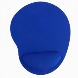 1X (egérpad csuklótámasszal - kék L4X6)