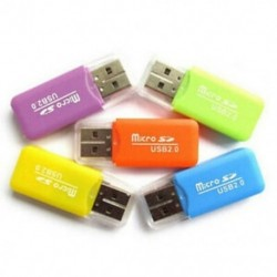 2X (Micro-Sd kártyaolvasó Usb2.0 / 1.1 Port memória Sdhc Sdxc Tf T-Flash adapter G5T1