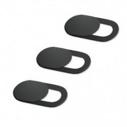 3 darabos webkamera borító ultravékony, magánéletvédő kameravédő borító az F1Q4 laphoz