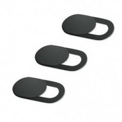 3 Pack webkamera borító Ultra-vékony diavédő kameravédő fedél a H3O2 laptophoz