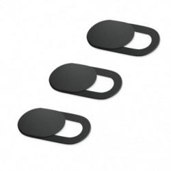 3 darabos webkamera borító ultravékony, magánéletvédő kameravédő borító a W9T6 laptophoz