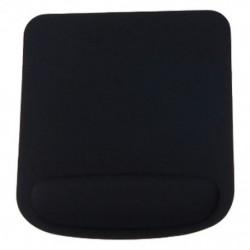Téglalap csuklótámasztó ruha   EVA egérpad egérpad szőnyeg számításhoz fekete 21 U5Z7