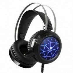 1X (NUBWO N1 játék fejhallgató mély basszus játék fülhallgató fülhallgató vezetékes mikrofon L2I3