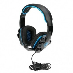 SADES SA-708 GT Gaming Headset mikrofonnal, Gaming fejhallgató B4E1 számítógép