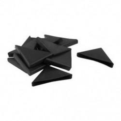 1X (12 darab alakú háromszögletű üveg asztal sarokvédő párna 10 mm x Y0N2