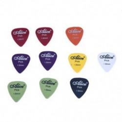1X (Alice 10x Plectrum gitár kiegészítők gitárfelvevő 1,5 mm X1W4)