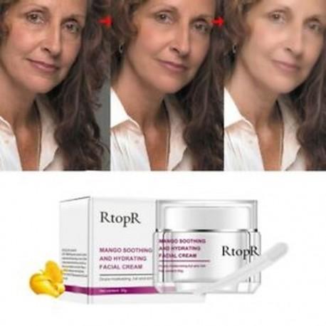 1X (RtopR ránctalanító ráncok öregedésgátló fehérítő Mango Bright Moisturi E2R1