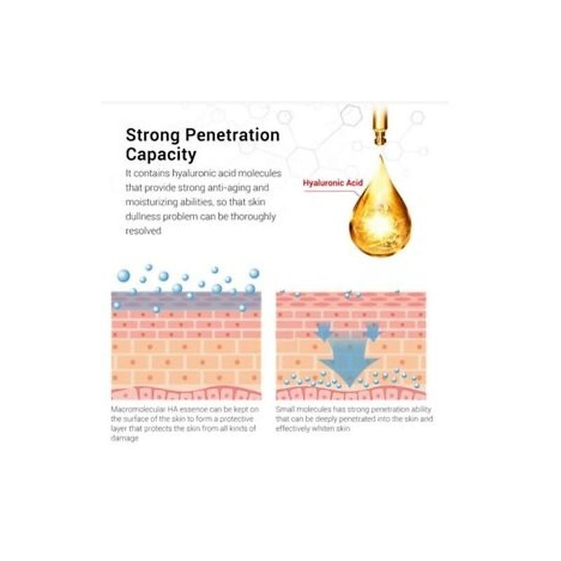 2X (BREYLEE 24 k arany szérum kollagén esszencia..