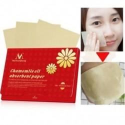 6X (Meiyanqiong kamillaolaj abszorbens papír, természetes cellulóz illatos S5J6