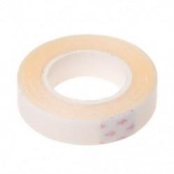 1 tekercses, kétoldalas szalag vízálló hőállóság a hajhosszabbításhoz 1cm * 3 D2D3
