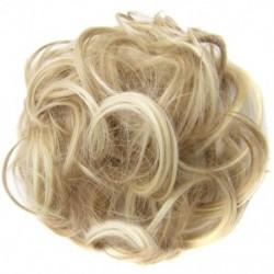 1X (Hairpiece Hair Ribbon Ponytail Extensions Hajhosszabbítások Hullámos Göndör Mes Q5K4