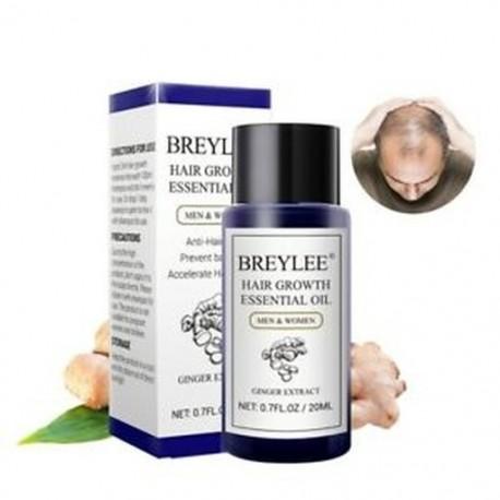 2X (BREYLEE hajnövekedéses illóolaj 20ml gyors hatású hajtermékek haj S3S4
