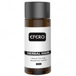 3X (Efero hajnövekedési szérum olaj természetes esszencia szakáll növekedési szérum gyorsabb Gr A4R7