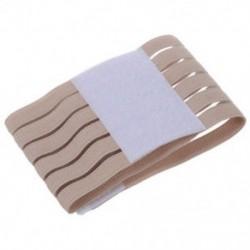 Szintetikus gumi karkötő elasztikus pamutszálat bézs csuklójú sport N4E4 B2S7