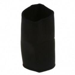 Sport fekete elasztikus neoprén könyöktartó hüvely rögzítő U7L3