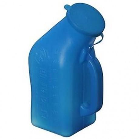 ZUPONT piszoár 1 Ltr. Férfiak számára piszoárkacsa vizeldeápoló kék I8S1 B7Y7