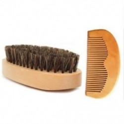 Szakáll növekedés szakáll ajándékkészlet szakáll fésű szakáll olaj szakáll balzsam szakállkefe, * 3 U3U4