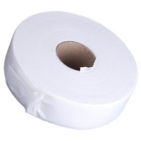 100 udvaros szőrtelenítő papír szőreltávolító viaszcsík Nemszőtt papír viasztekercs Y7O8