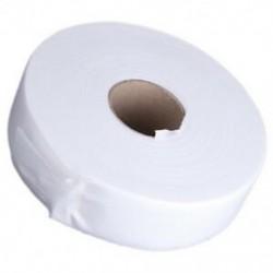 1X (100 yardos szőrtelenítő papír szőreltávolító viaszcsík Nemszőtt papírviaszoló X2L6