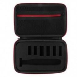 5X (kemény hordtáska Philips Norelco Oneblade Hydbrid elektromos trimmerhezRe Y6M1