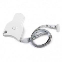 Testmérő szalag a derék diéta mérésére Fogyás Fitness Health I1K7
