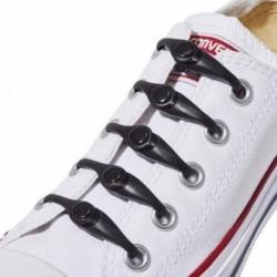 Új, 2.0 teljesítményű, egy méretű, mindenki számára nem áll rendelkezésre nyakkendő elasztikus cipőfűző (14