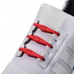 1X (Új, 2.0 teljesítményű, egy méret, mindenki számára nem áll rendelkezésre nyakkendő elasztikus cipőfűző (14