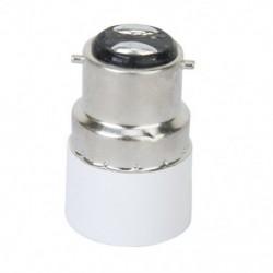 1X (B22 – E14 csavaros LED izzó foglalat adapter átalakító T5Q4)