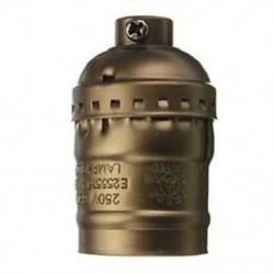 Edison Vintage lámpatestes aljzattartó adapter E27 Izzók - D8W0-hoz megfelelő