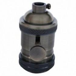 E27 ES Vintage Retro Edison csavar izzólámpa lámpatartó lámpa H1C1 kapcsolóval