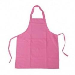 1X (Sima kötény elülső zseb hentes szakácsok számára Konyhai főzőipari kézműves sütés P1R7