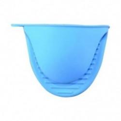 2X (otthoni szilikonkesztyűk, mosogatókonyha, mikrohullámú sütő, hővédő kézvédő F8F5