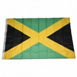 1X (jamaikai zászló, 90 * 150CM N3A2)