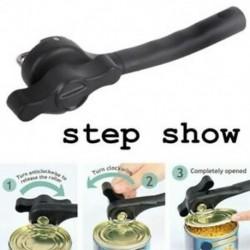 4X (1 db háztartási konyhai eszközök. Könnyű kézi, könnyű fémkonzervnyitó PF3L5