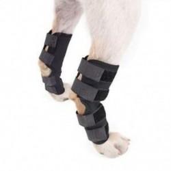 6X (Kutya hátsó lábtartó, Kutya kutya hátsó lábcsípőcsomagolás védi a sebeket E5S6