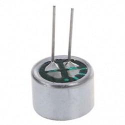 10 PCS 9,7 mm x 7 mm 2 tűs MIC Capsule Electret kondenzátor mikrofon B7V8