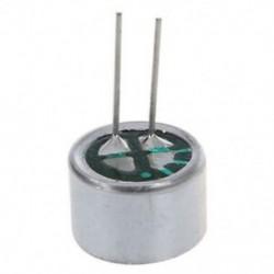 10 PCS 9,7 mm x 7 mm 2 tűs MIC Capsule Electret kondenzátor mini telefon L4X7