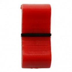 5 db vegyes csúsztatható Fader gombok 8 mm-es standard illesztés piros-fekete C5F1