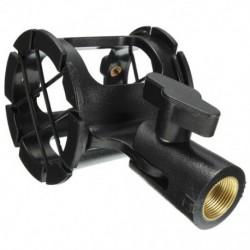 3X (Shockmount Shock mount shotgun mini mikrofon felfüggesztő konzol nagy d H7X1-hez
