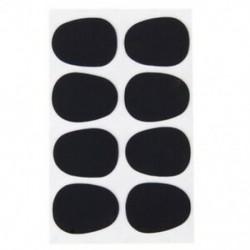 8db alt / tenor szaxofon szaxofon szájdarab javítások párnák fekete --- 0,3 m O5G3