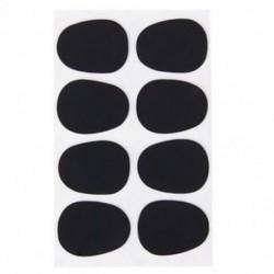 8db alt / tenor szaxofon szaxofon szájdarab javítások párnák fekete --- 0,8 P4C0