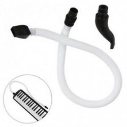 1X (Rugalmas csővel ellátott orr, Pianica fúvóka hangszeres kiegészítő D8R8