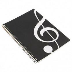Magas szimbólum Kéziratos papírlap-jelölés Notebook spirálhoz kötött M2W7 J8 J0V7