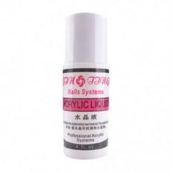 H0S 75ml akrilpor folyékony hamis tippek Nail Art UV géllakk akril köröm