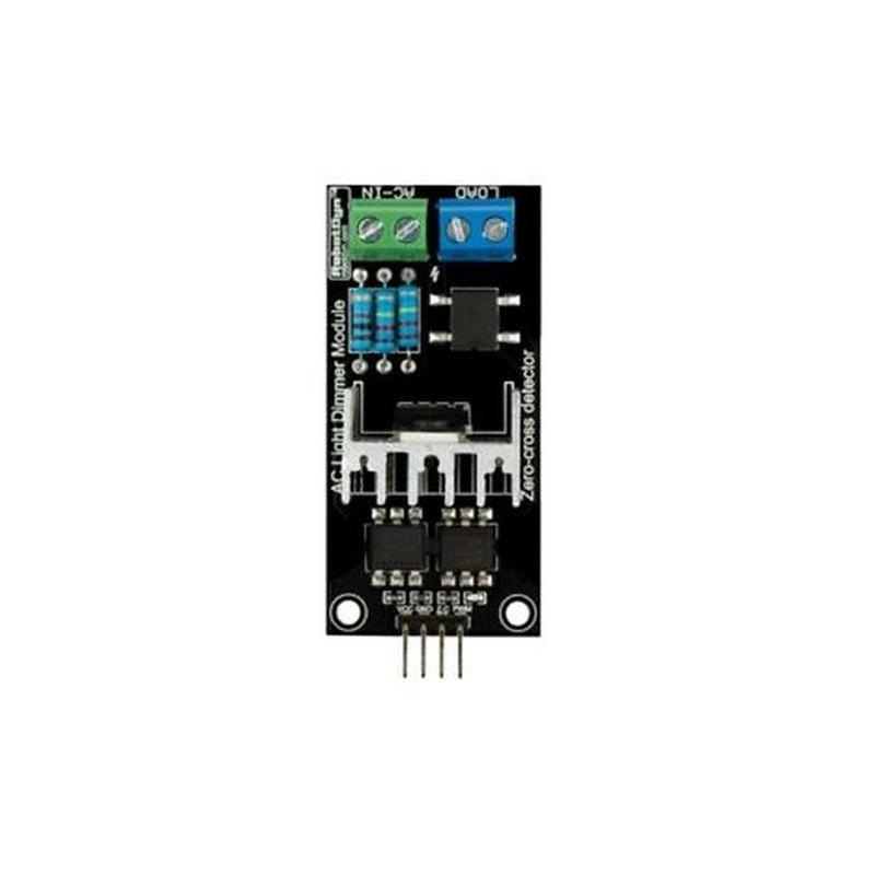 1X (RobotDyn AC fényszabályozó modul PWM vezérléshez, 1