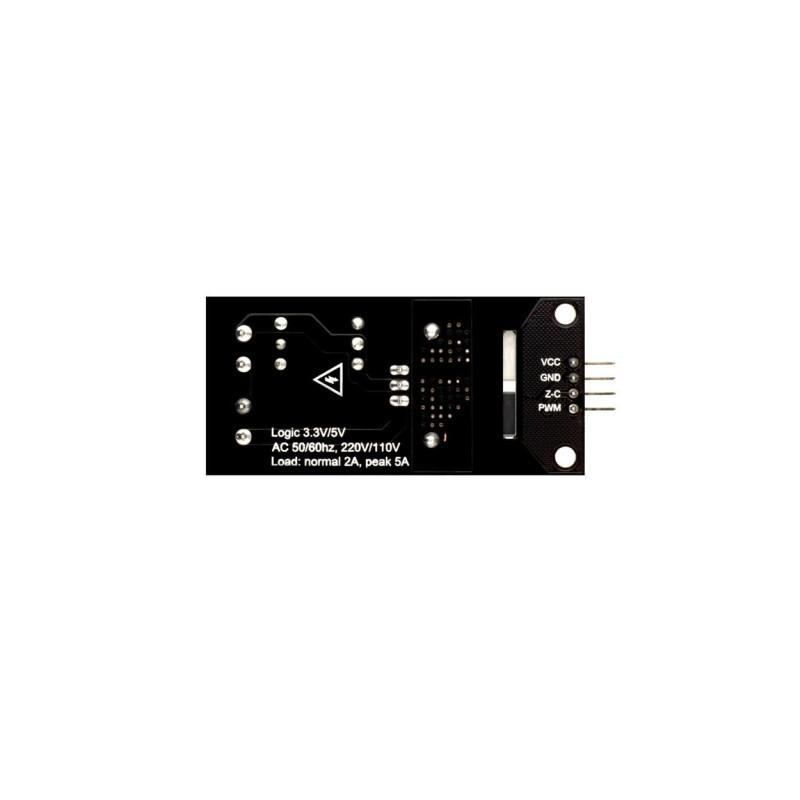 2X (Robotdyn AC fényszabályozó modul Pwm vezérléshez, 2