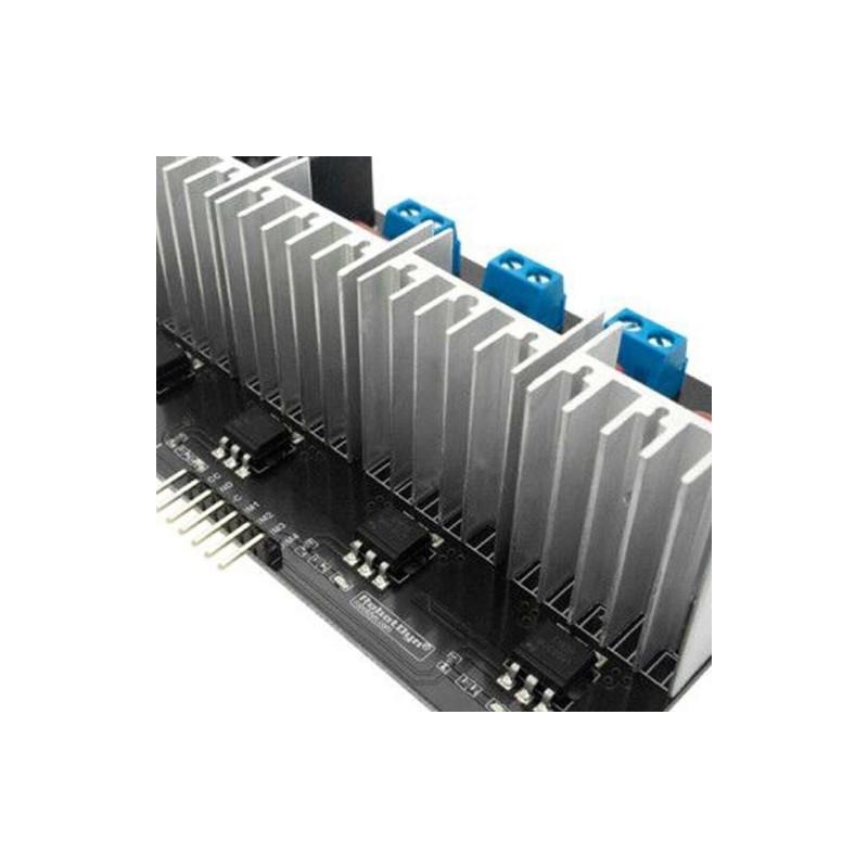 3X (RobotDyn Ac fényszabályozó modul Pwm vezérléshez, 4