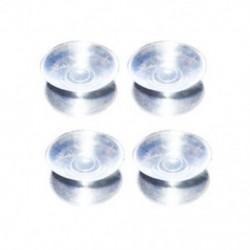 10 db kétoldalas tapadókorong - Szívópárnák üveghez, műanyag - 30 mm-es W8C2 wid
